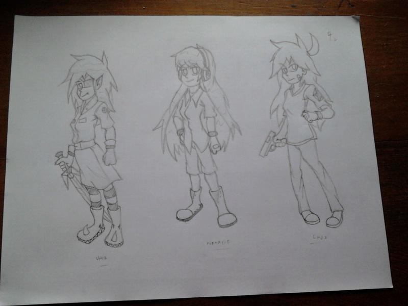 Mis dibujos a lapíz HB :D - Página 12 Img_0312