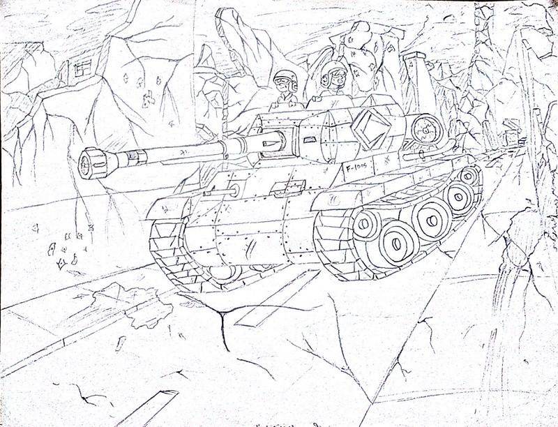 Mis dibujos a lapíz HB :D - Página 12 Lapwpn10