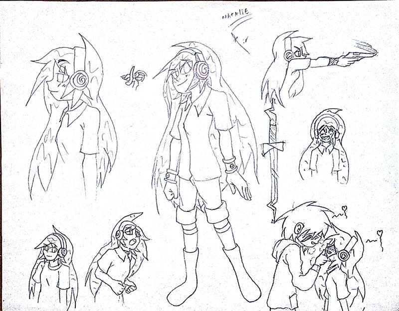 Mis dibujos a lapíz HB :D - Página 12 Natali11