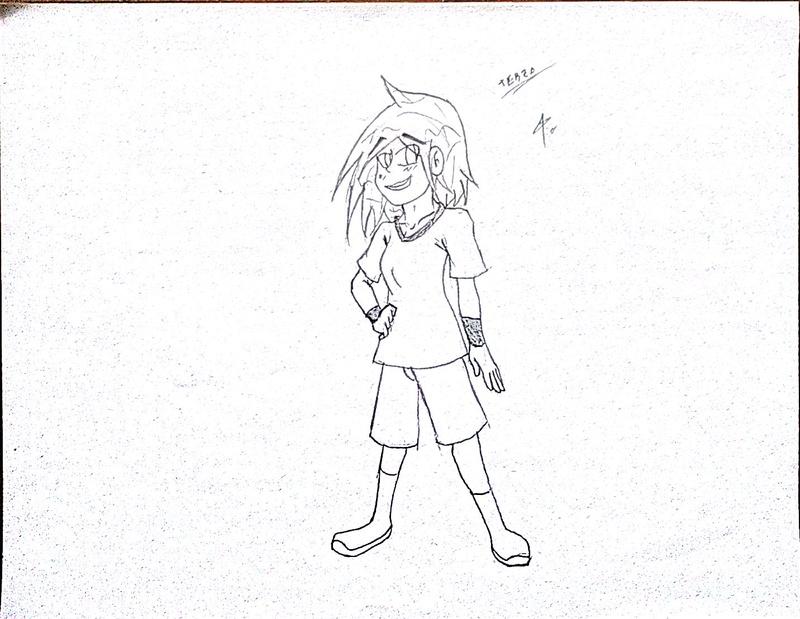 Mis dibujos a lapíz HB :D - Página 12 Terza10