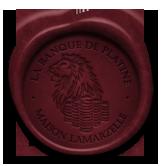 Correspondance entre la Maison de Haut-Val et la Banque de Platine. Lamarz10