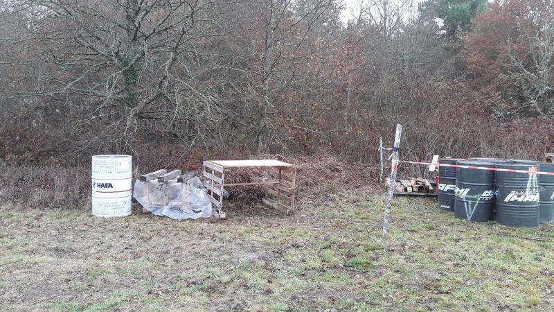 Aménagement du terrain 6/12/2017 20171212