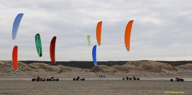 Nouveau proto Race kite Peter Lynn : Aero 2 Aero210