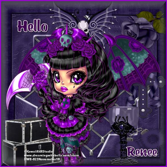 Prezzies for Renee Purple10