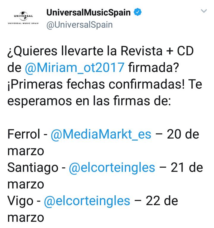 """Miriam Rodríguez >> álbum """"Cicatrices"""" - Página 4 20180211"""