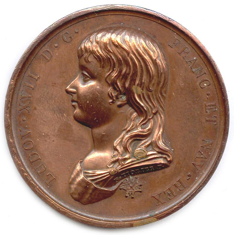 Pièces, médailles et médaillons mis en vente - Page 5 15264710
