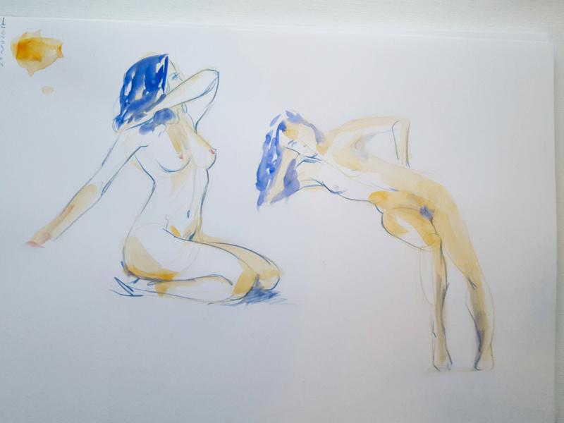 Sketchbook : IsaArne [ Challenge de l'ete P7 ] - Page 2 Facecr12