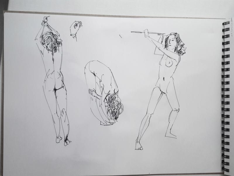 Sketchbook : IsaArne [ Challenge de l'ete P7 ] - Page 2 Facecr17