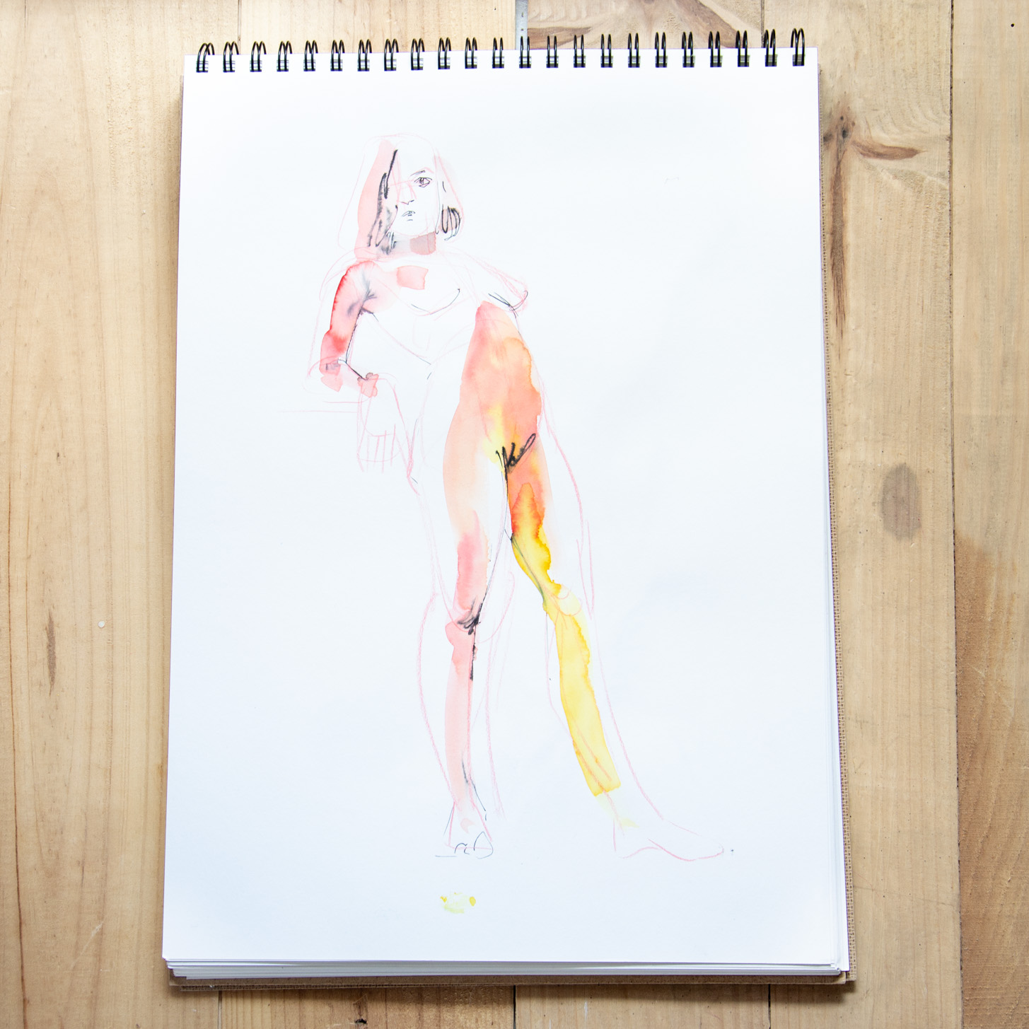 Sketchbook : IsaArne [ Challenge de l'ete P7 ] - Page 5 Facecr28