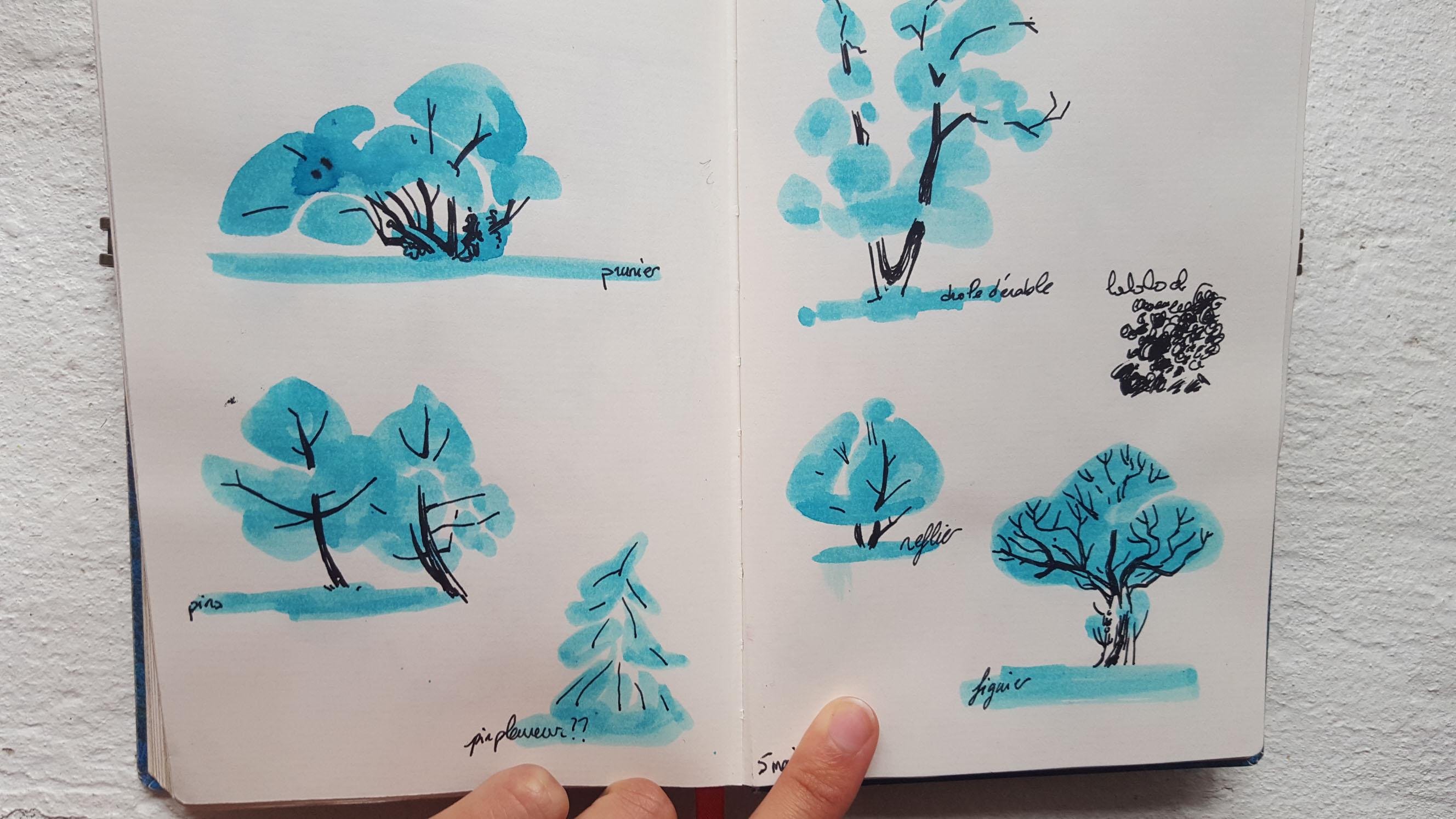 Sketchbook : IsaArne [ Challenge de l'ete P7 ] - Page 5 Facecr38