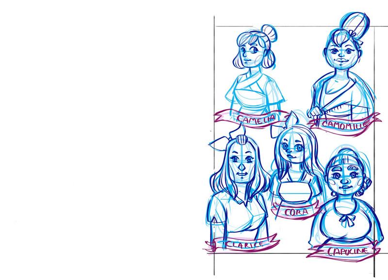 Sketchbook : IsaArne [ Challenge de l'ete P7 ] - Page 4 Mep_ba14