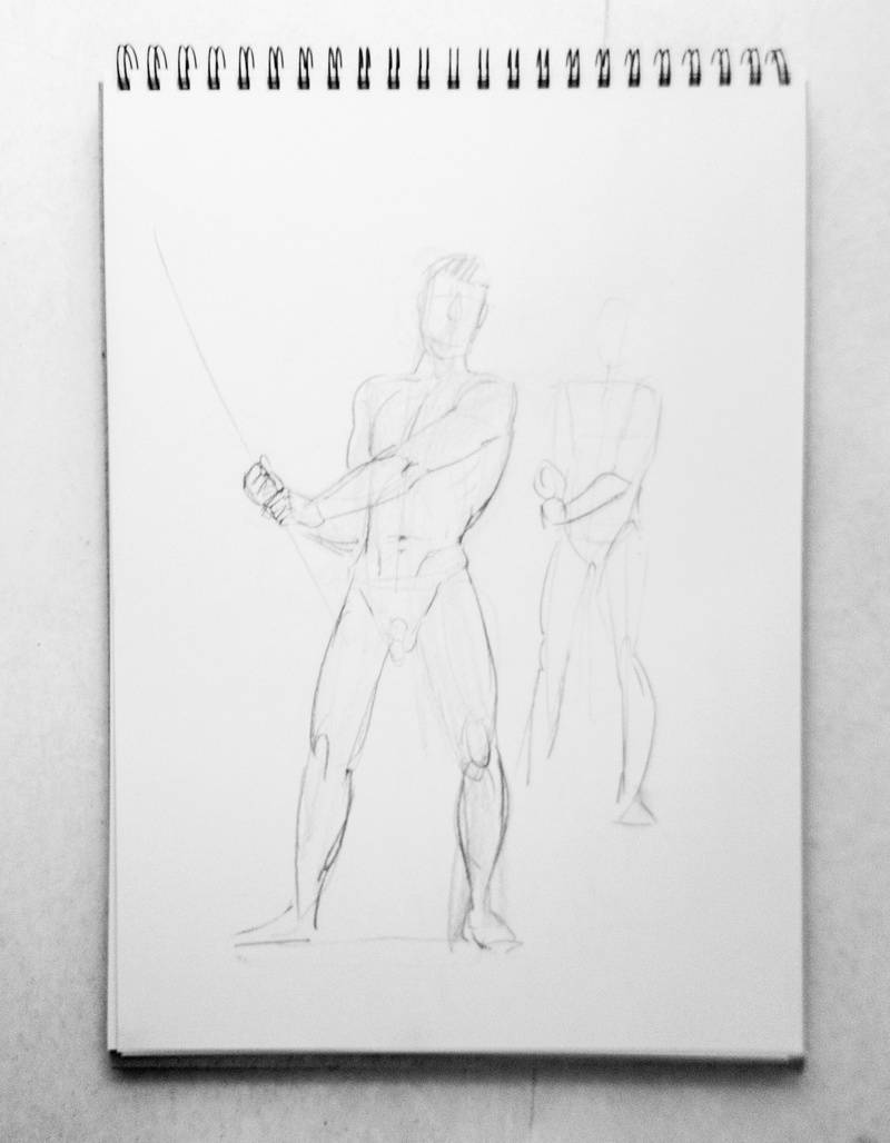 Sketchbook : IsaArne [ Challenge de l'ete P7 ] - Page 3 Photo-21