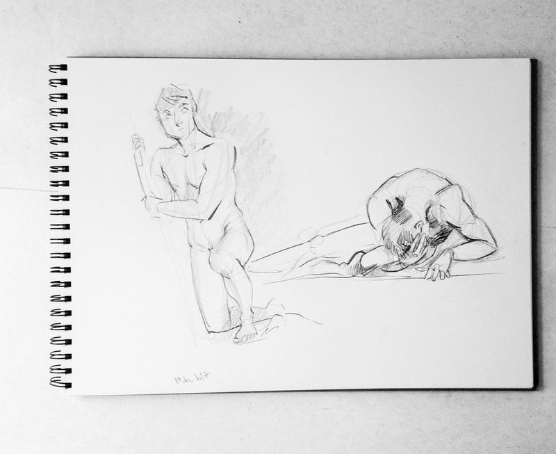 Sketchbook : IsaArne [ Challenge de l'ete P7 ] - Page 3 Photo-25