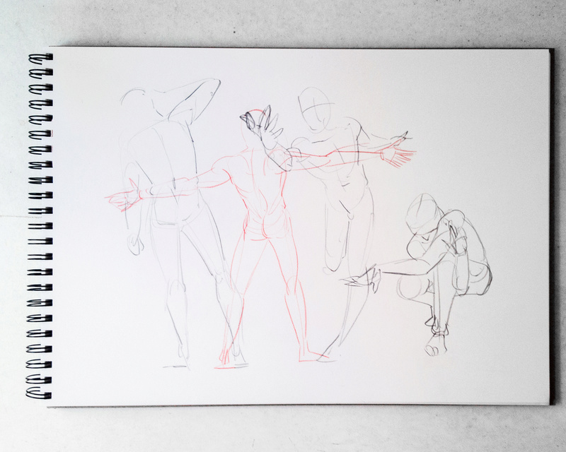 Sketchbook : IsaArne [ Challenge de l'ete P7 ] - Page 3 Photo-26