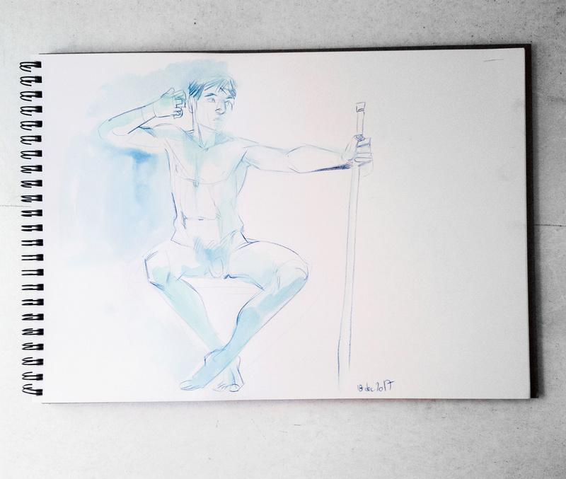Sketchbook : IsaArne [ Challenge de l'ete P7 ] - Page 3 Photo-28