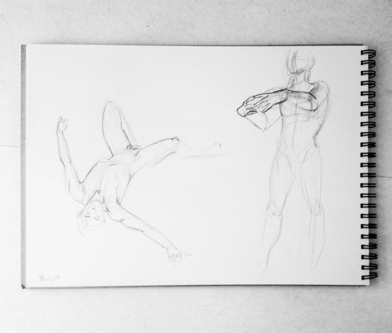 Sketchbook : IsaArne [ Challenge de l'ete P7 ] - Page 3 Photo-29