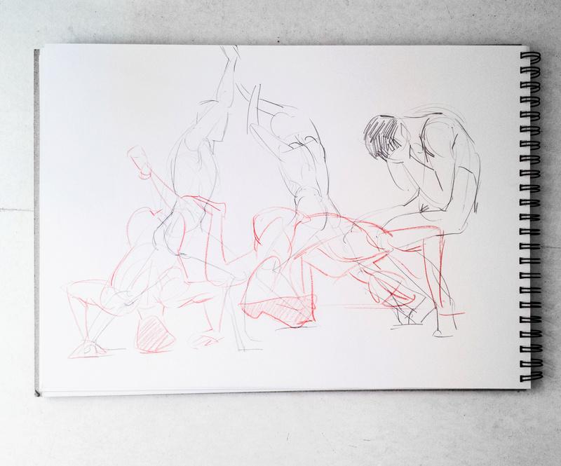 Sketchbook : IsaArne [ Challenge de l'ete P7 ] - Page 3 Photo-30