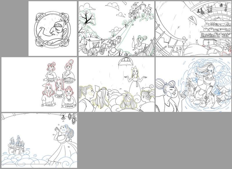 Sketchbook : IsaArne [ Challenge de l'ete P7 ] - Page 4 Resume10