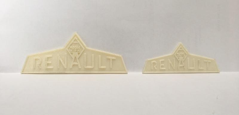 Reproduction de logo Régie Nationale Renault  6444a910