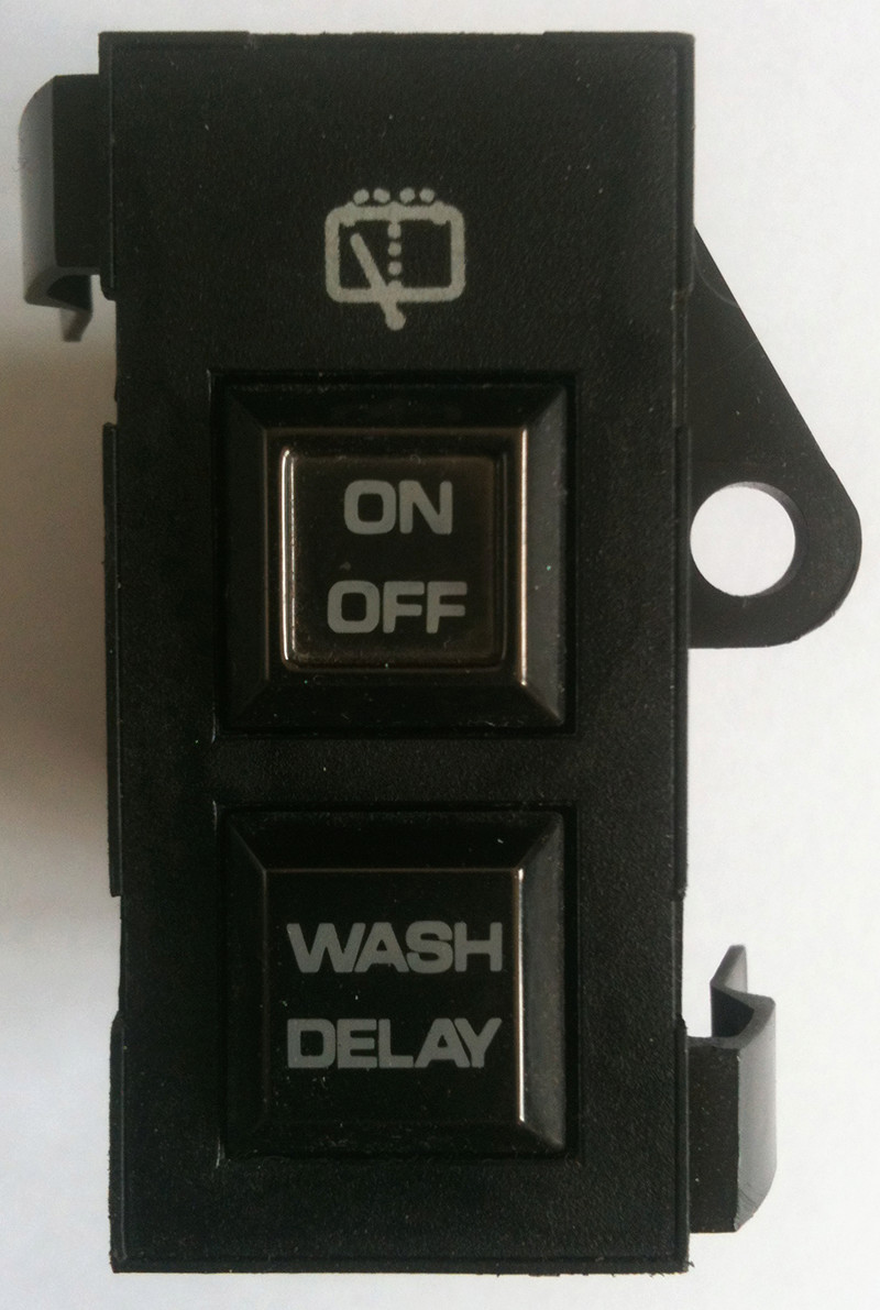 boitier interrupteur essuie glace arrière S1 Face11