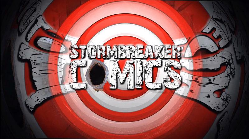 Stormbreaker Comics Sc10