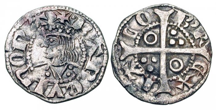 Dinero de Jaime I. Barcelona. A8957811