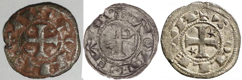 """Dinero pepión de Alfonso VIII tipo """"biempeinao"""" Compar10"""