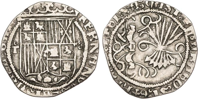 1 Real Reyes Católicos Toledo - Clón o Gemela Rc_08810