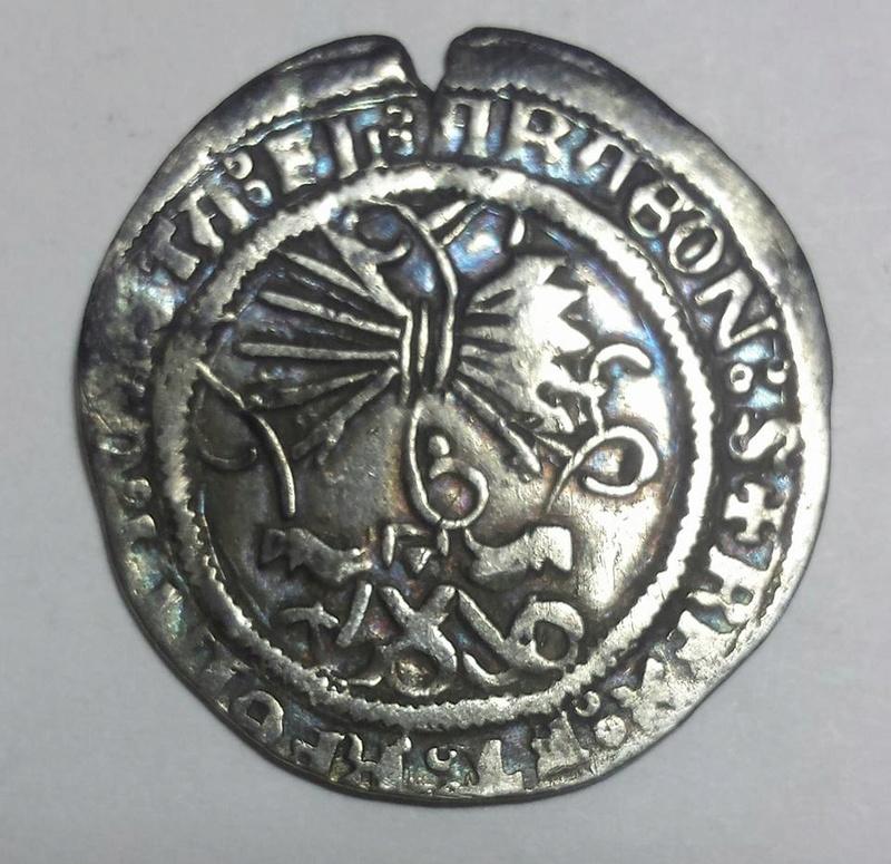 1 Real Reyes Católicos Toledo - Clón o Gemela Revers10