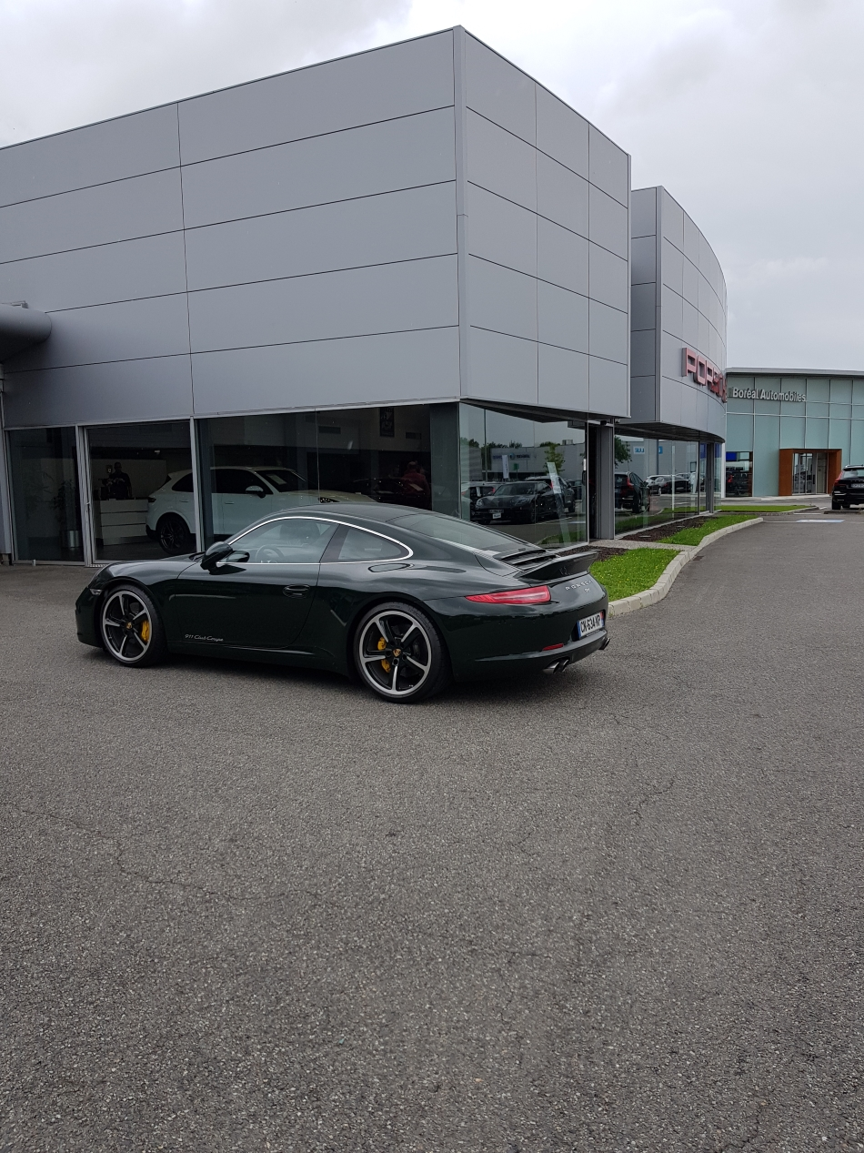 2011 - [Porsche] 911 [991] - Page 9 20180612