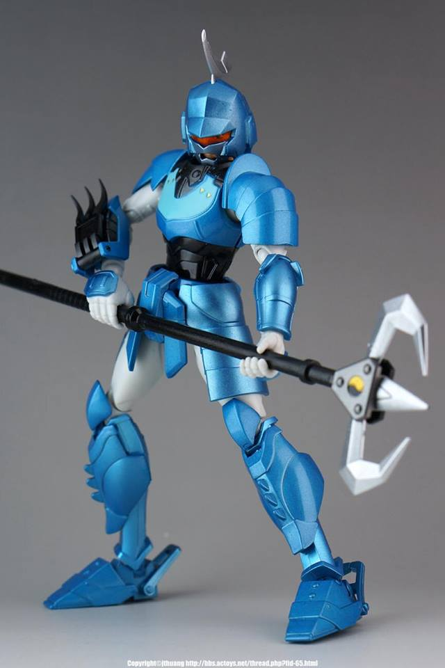 Yoroiden Samurai Trooper (Les Samouraïs de l'Eternel) (Lutoys Model / Produits Pirates) 22814412