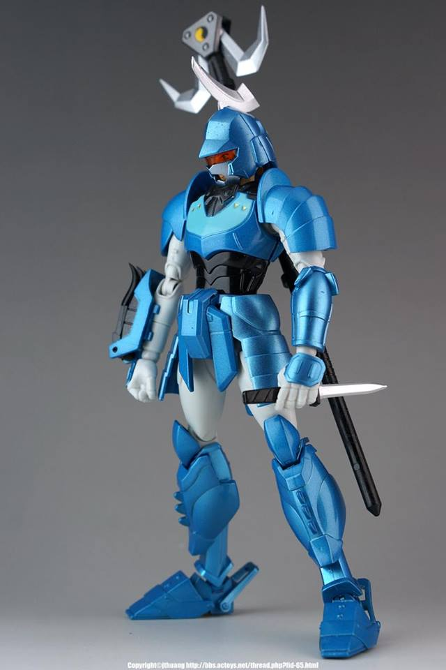 Yoroiden Samurai Trooper (Les Samouraïs de l'Eternel) (Lutoys Model / Produits Pirates) 22815410