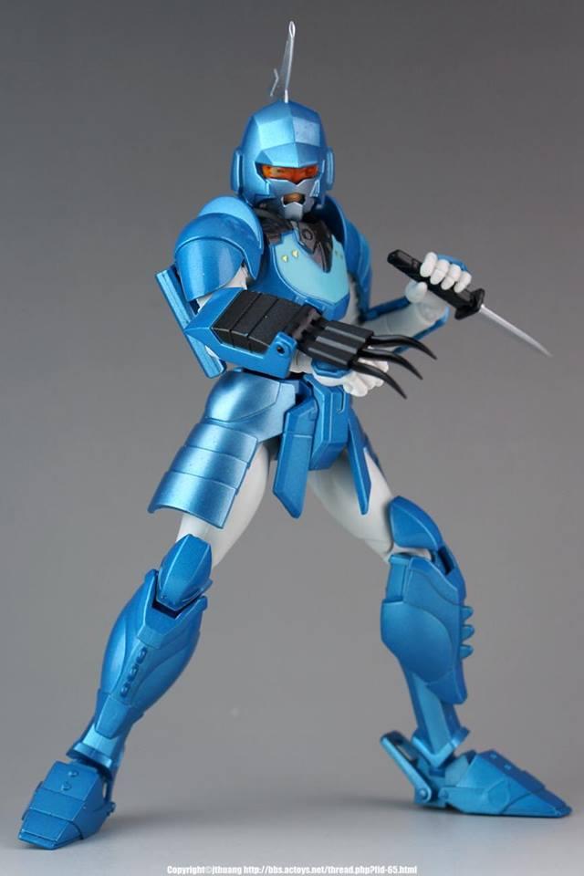 Yoroiden Samurai Trooper (Les Samouraïs de l'Eternel) (Lutoys Model / Produits Pirates) 22851810