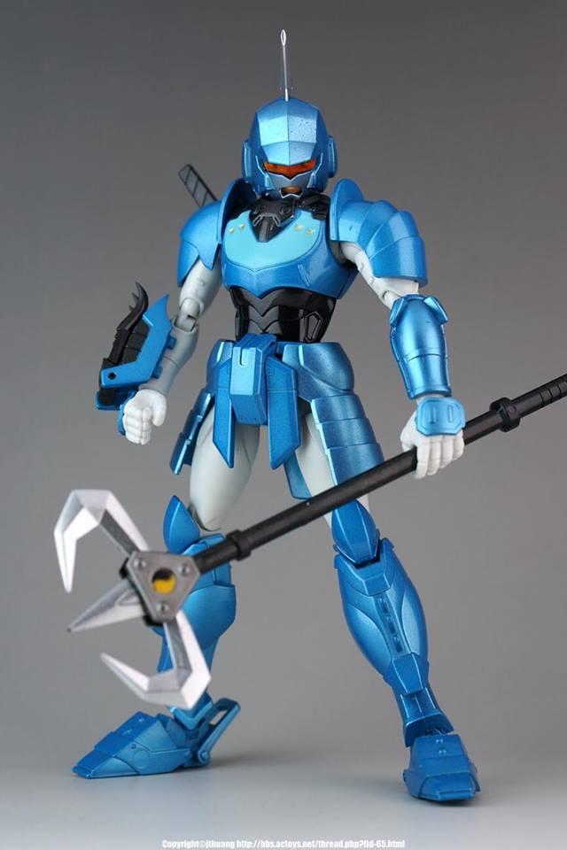 Yoroiden Samurai Trooper (Les Samouraïs de l'Eternel) (Lutoys Model / Produits Pirates) 22853010