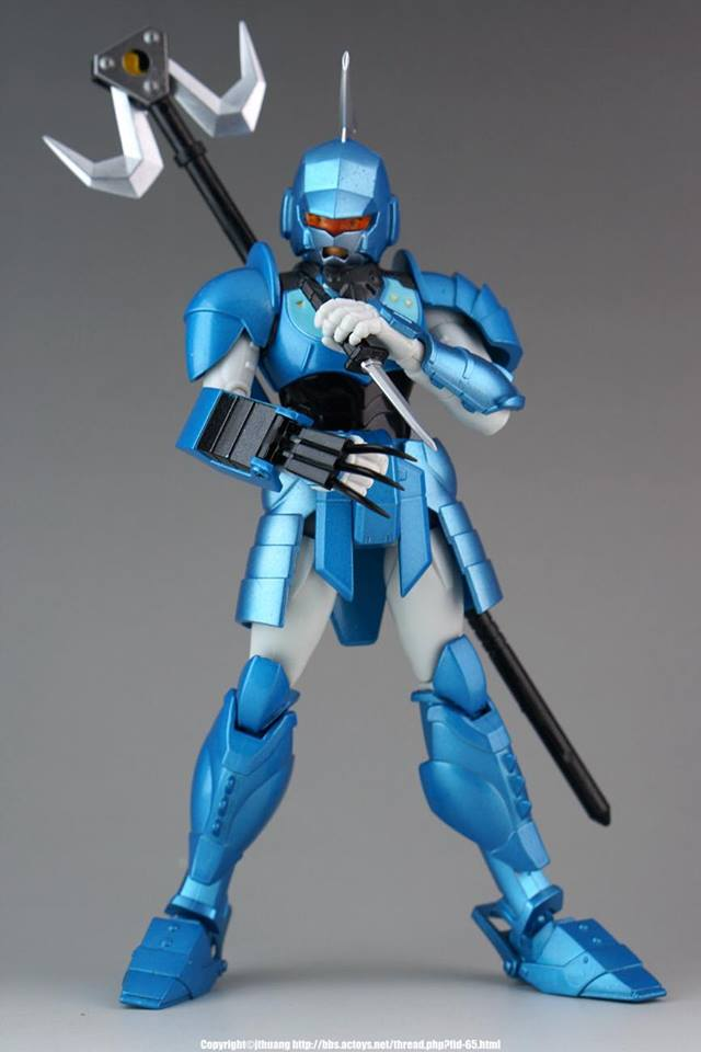 Yoroiden Samurai Trooper (Les Samouraïs de l'Eternel) (Lutoys Model / Produits Pirates) 22853410