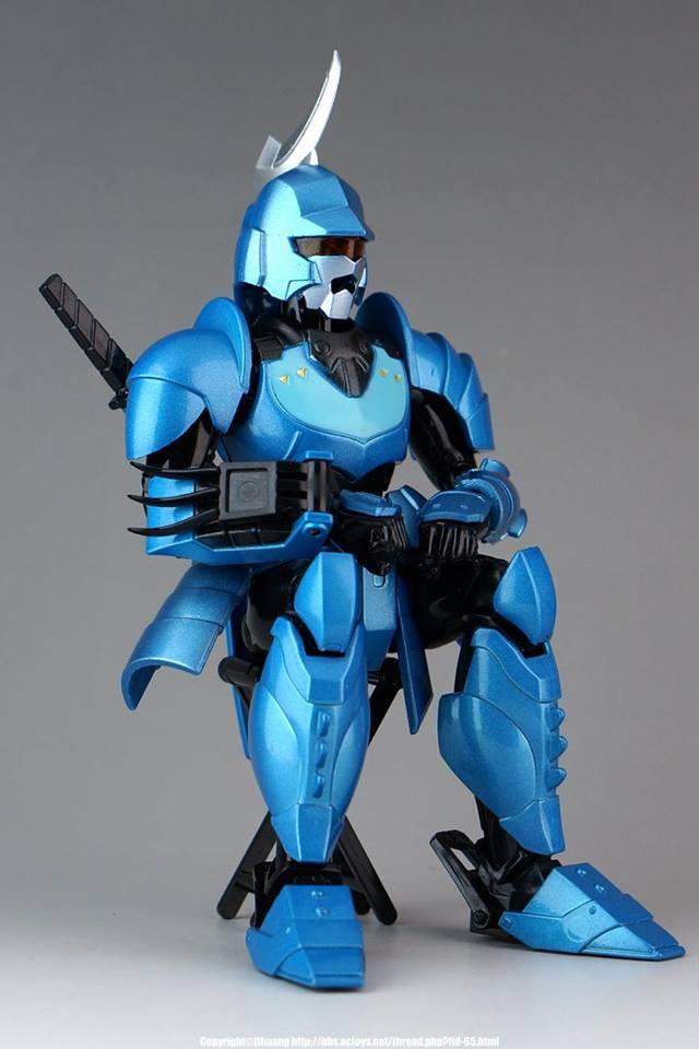 Yoroiden Samurai Trooper (Les Samouraïs de l'Eternel) (Lutoys Model / Produits Pirates) 22886110