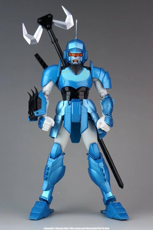 Yoroiden Samurai Trooper (Les Samouraïs de l'Eternel) (Lutoys Model / Produits Pirates) 22886212
