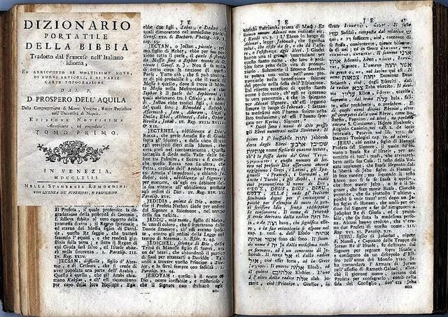 Le nom de Jehovah dans les romans ou livres! Art28411