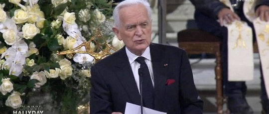 "JOHNNY HALLYDAY  1943-2017 - "" Cà Balance Pas Mal""  00000135"