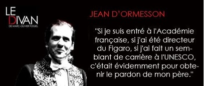 Jean d'Ormesson est mort à l'âge de 92 ans C3ifbn10
