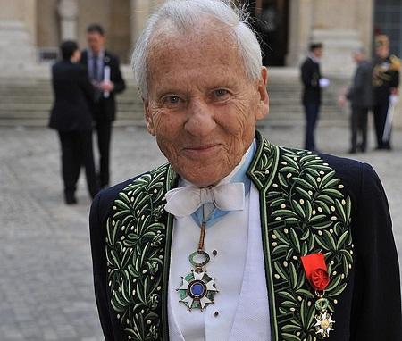 Jean d'Ormesson est mort à l'âge de 92 ans Dormes10
