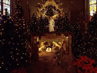 Noël Du Vingt Cinq Décembre Deux Mille Dix Sept  Nativi10