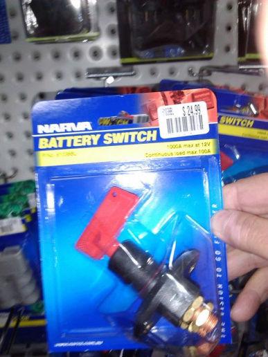 What's draining my battery? Narva_10