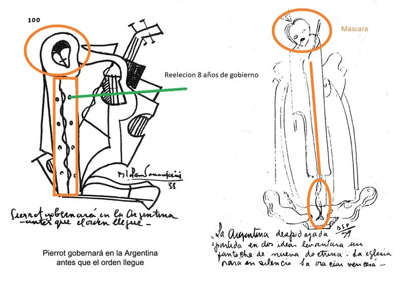 """PROFECIA: """"Pierrot gobernará antes que el orden llegue"""" (1938) - Página 15 Fantoc10"""