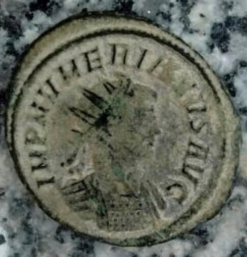 Aureliano de Numeriano. VNDIQVE VICTORES. Roma An10