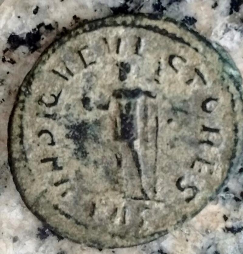 Aureliano de Numeriano. VNDIQVE VICTORES. Roma Re10