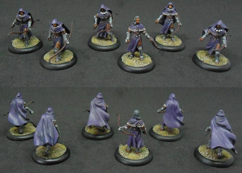 Les elfes d'Avaren de Varlack Archer10