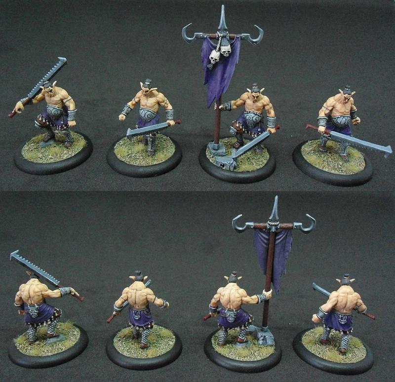 Les elfes d'Avaren de Varlack Fleaux10