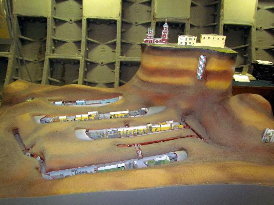Bunker 42 – Taganka – Moscù. B42_ma10