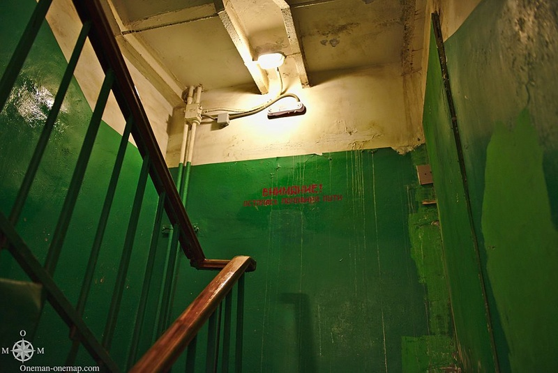Bunker 42 – Taganka – Moscù. B42_st11